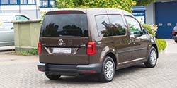 VW Caddy (Maxi) Rolli-In