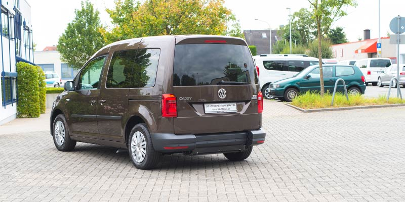 vw caddy maxi rolli in kadomo gmbh. Black Bedroom Furniture Sets. Home Design Ideas